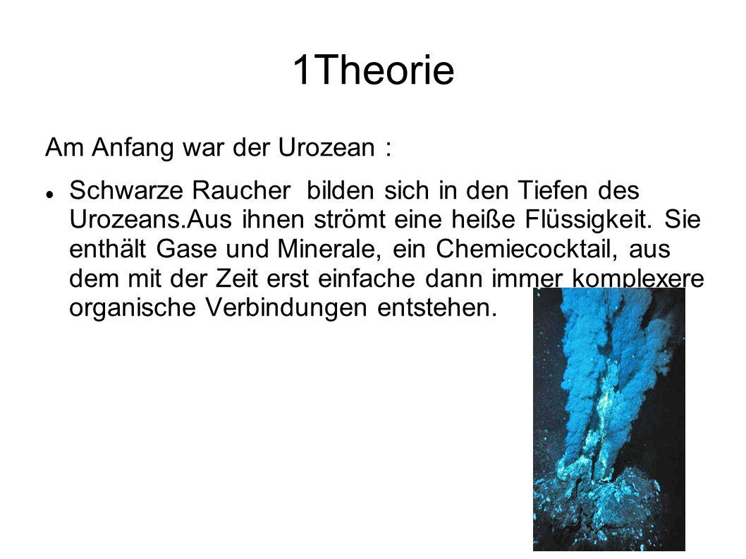 1Theorie Am Anfang war der Urozean :