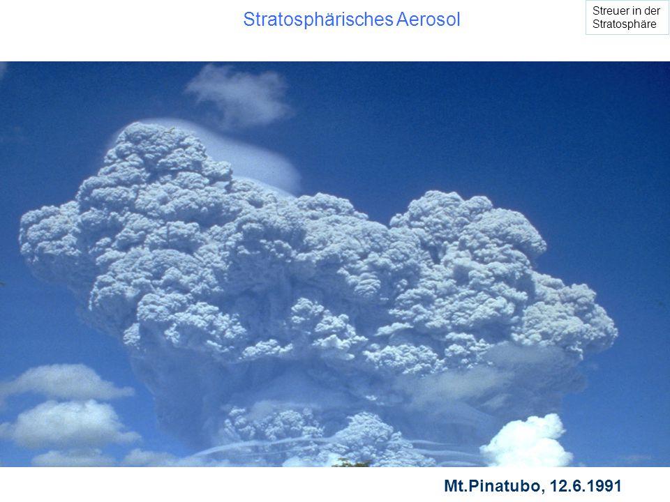 Stratosphärisches Aerosol