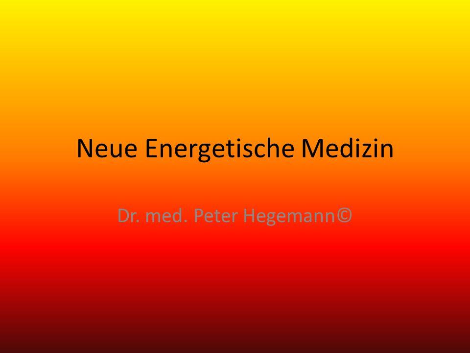 Neue Energetische Medizin