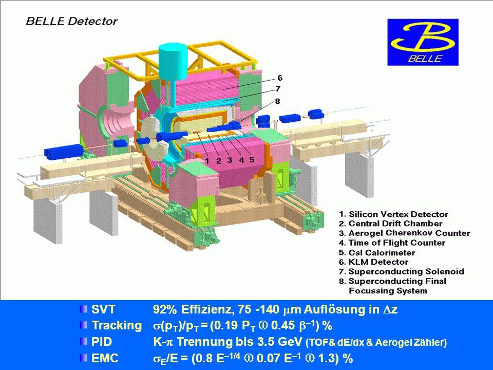 SVT 92% Effizienz, 75 -140 m Auflösung in z
