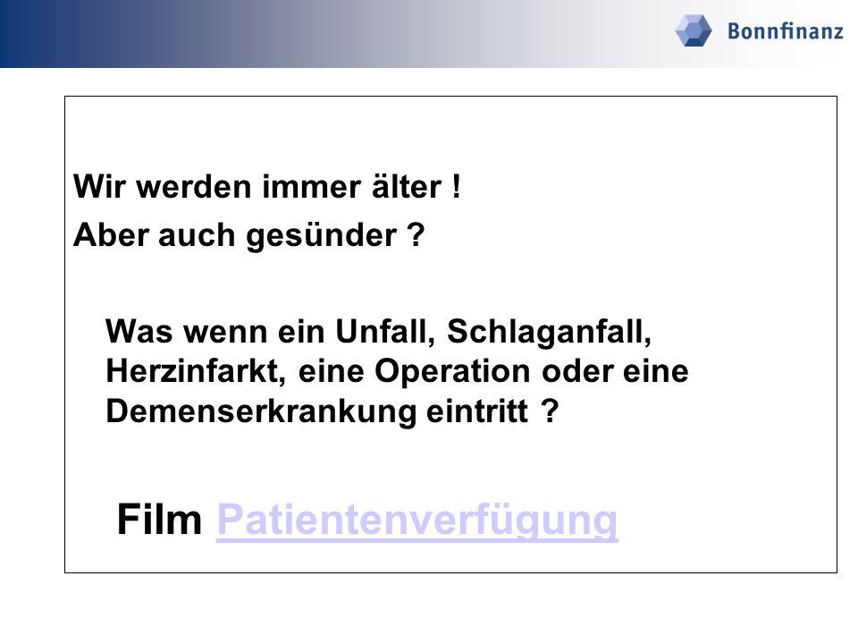 Film Patientenverfügung