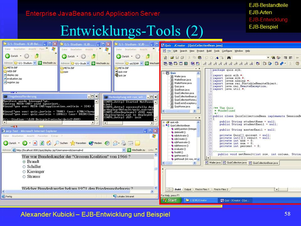 Entwicklungs-Tools (2)