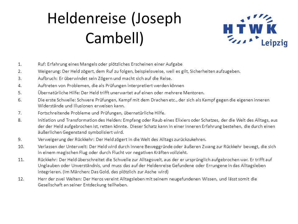 Heldenreise (Joseph Cambell)
