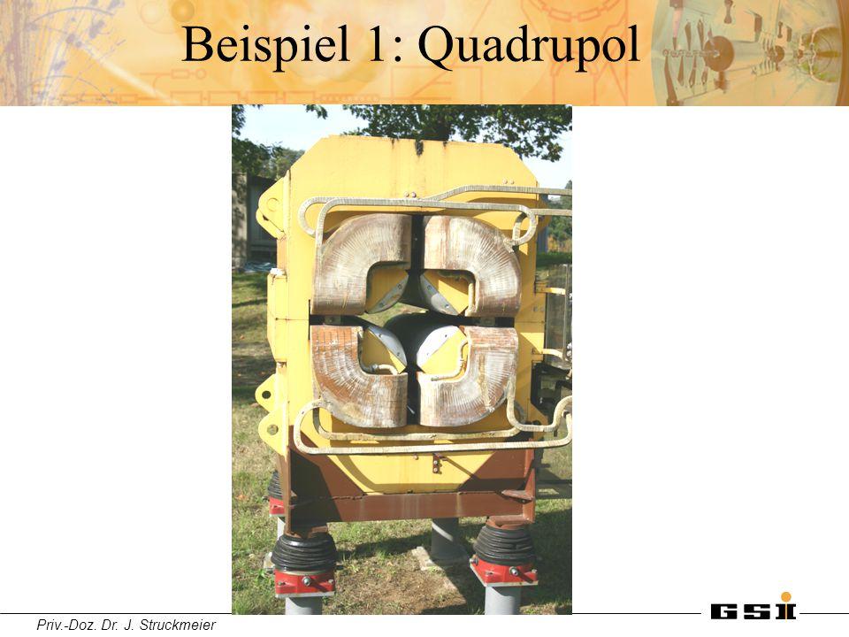 Beispiel 1: Quadrupol