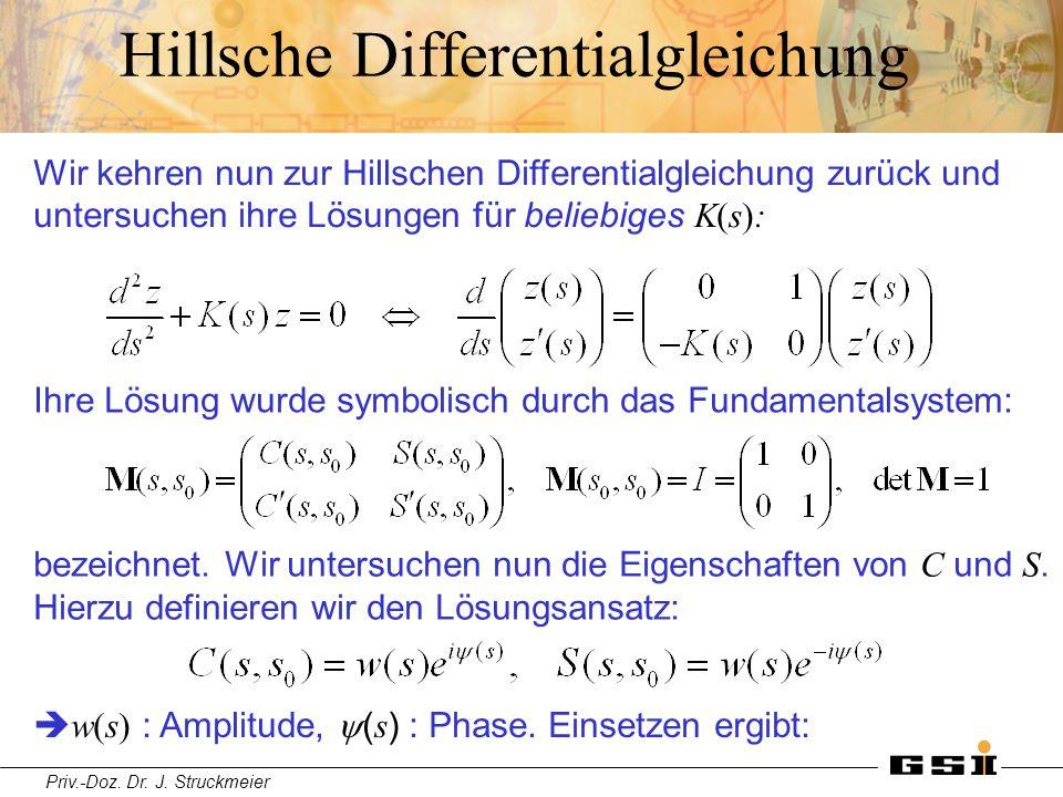 Hillsche Differentialgleichung