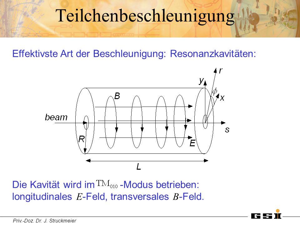 Teilchenbeschleunigung