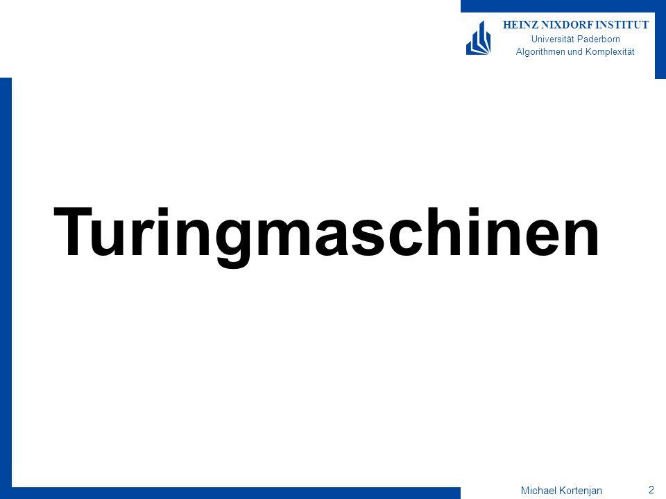 Turingmaschinen