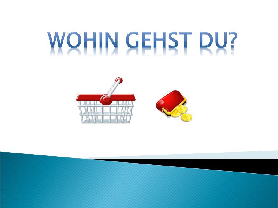 WOHIN GEHST DU 1