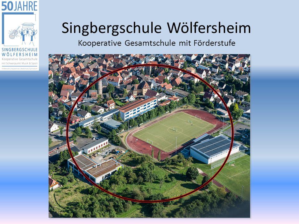 Singbergschule Wölfersheim Kooperative Gesamtschule mit Förderstufe