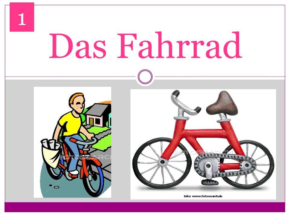1 Das Fahrrad