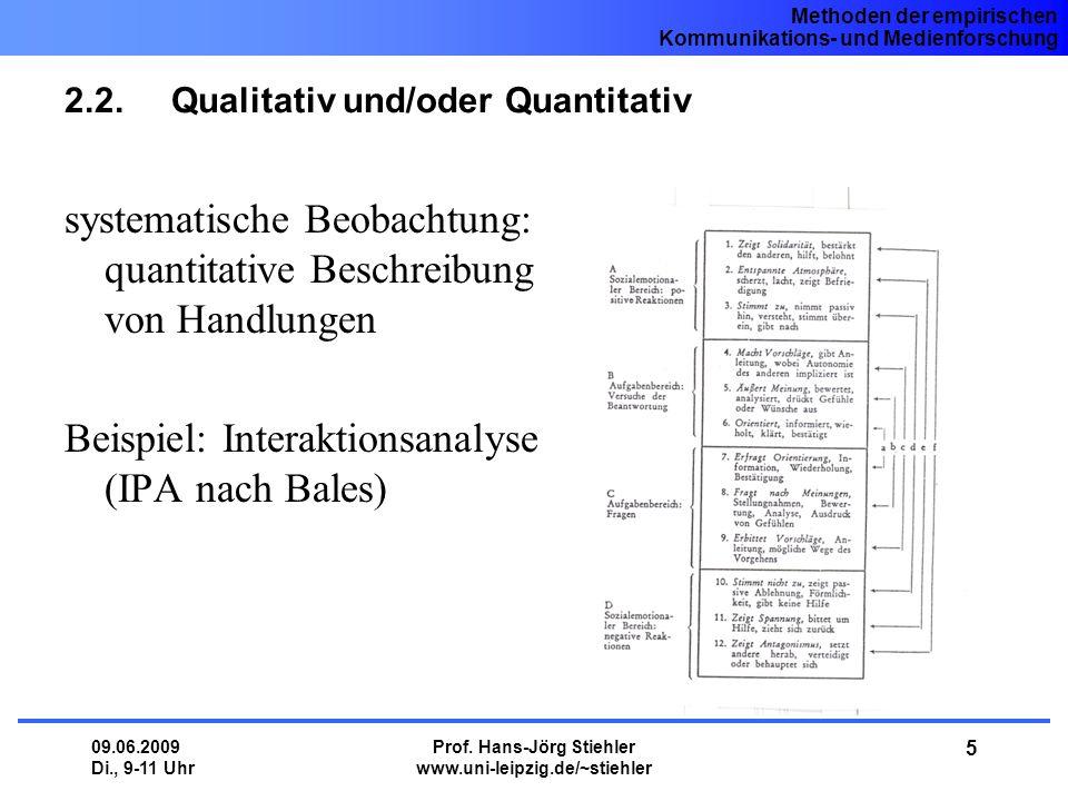 2.2. Qualitativ und/oder Quantitativ