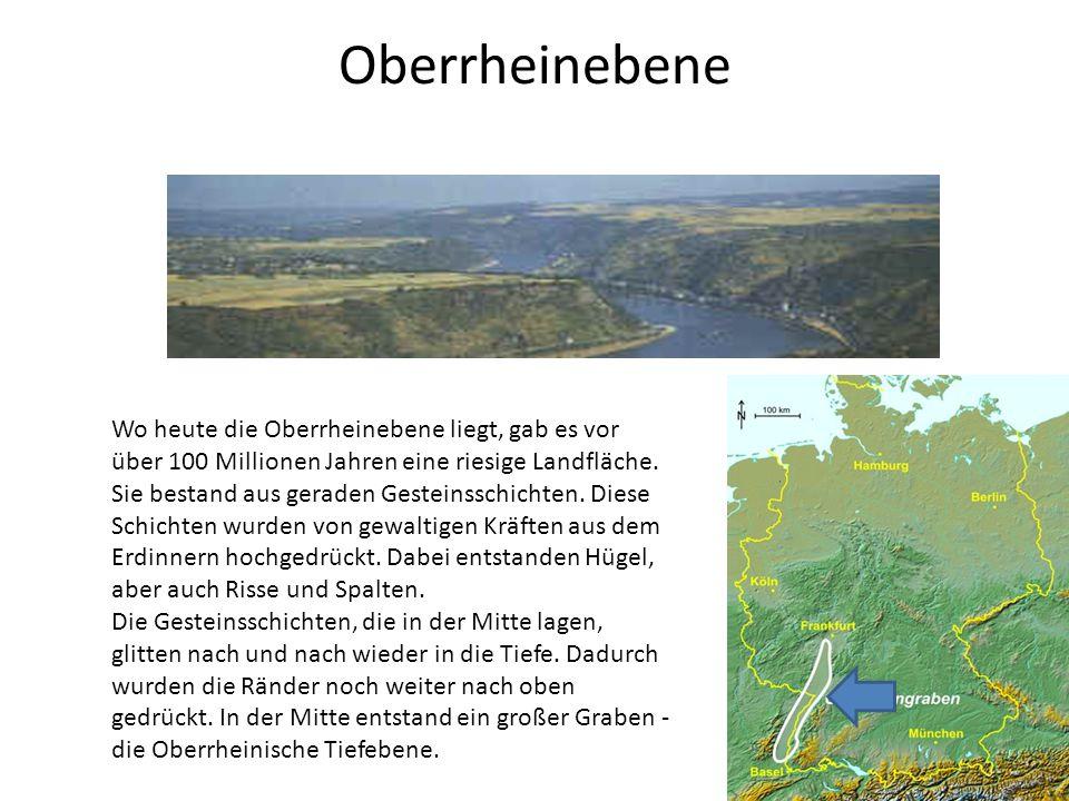 Oberrheinebene