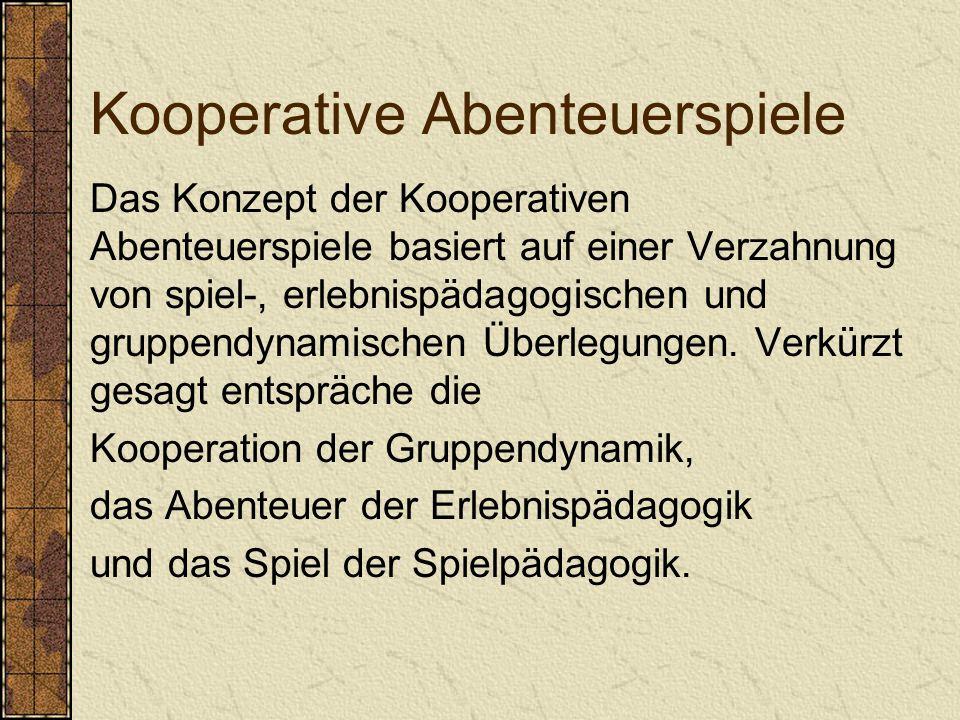 Kooperative Abenteuerspiele