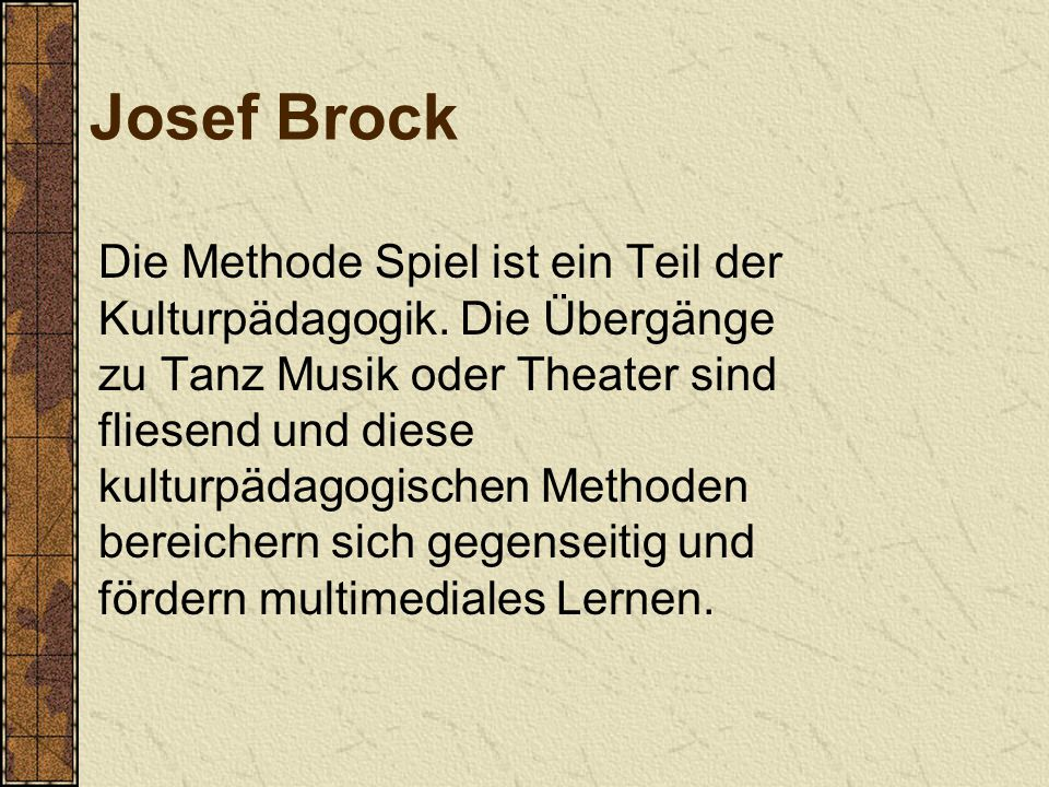 Josef Brock