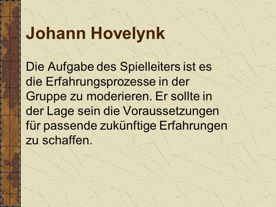 Johann Hovelynk