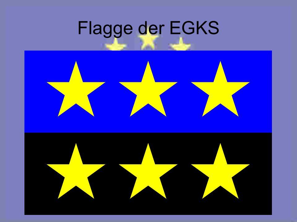 Flagge der EGKS