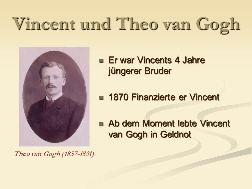 Vincent und Theo van Gogh