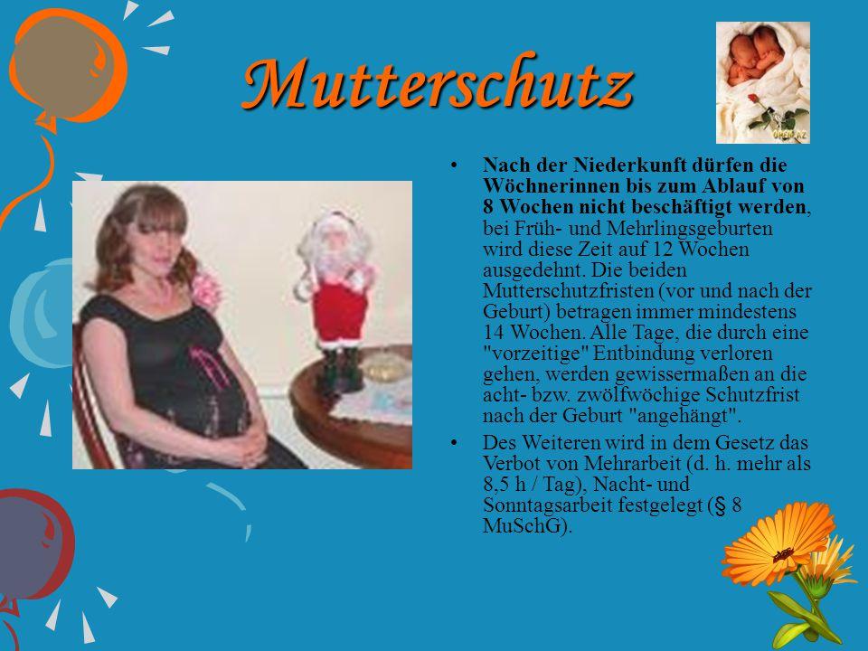 Mutterschutz