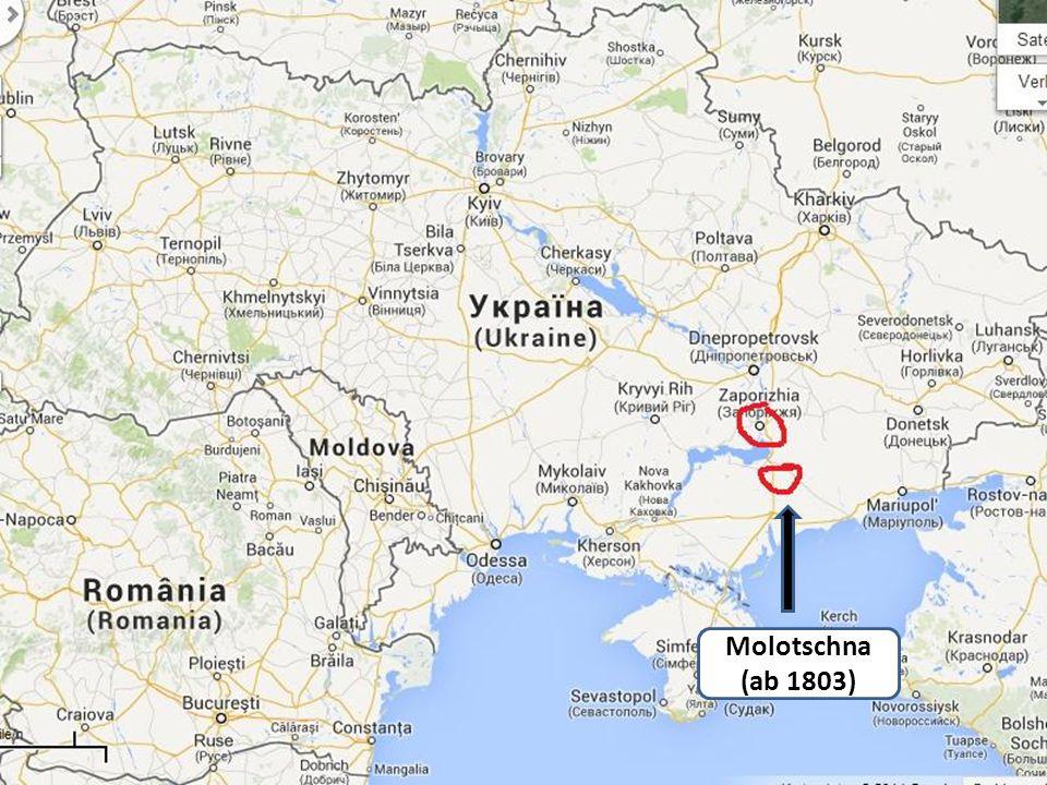 Molotschna (ab 1803)