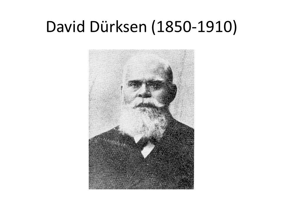 David Dürksen (1850-1910)