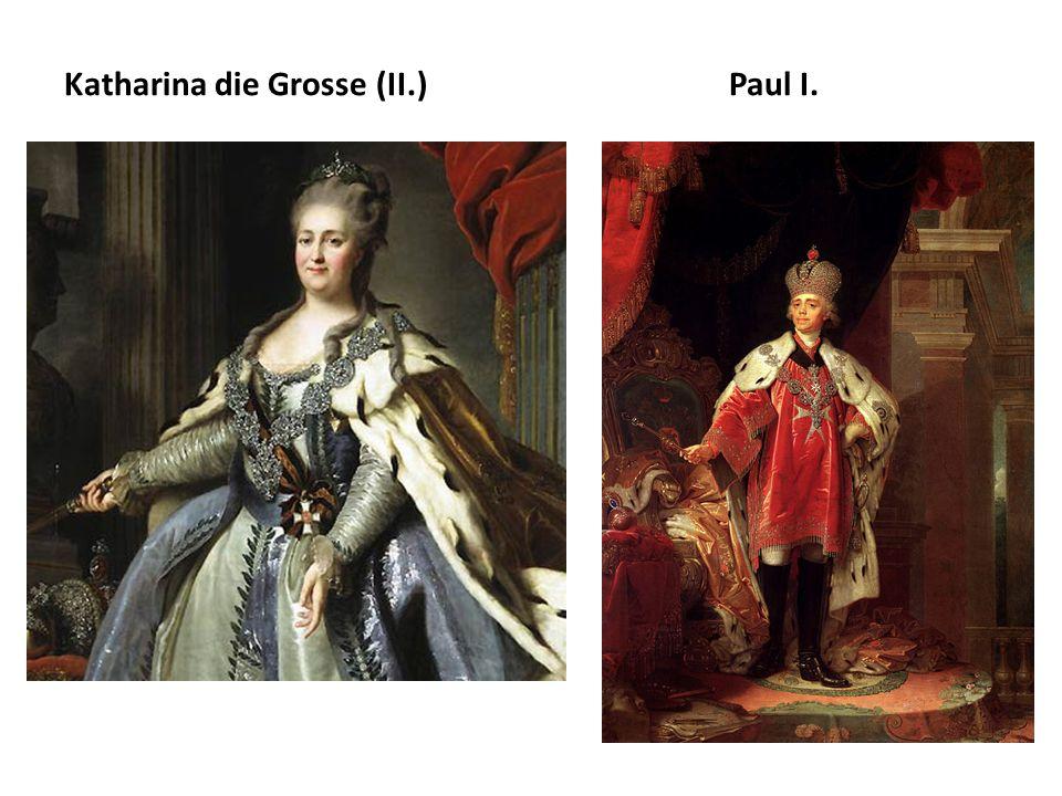 Katharina die Grosse (II.)