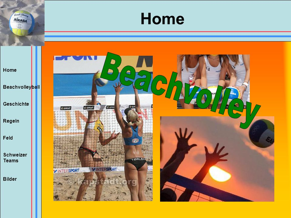 Home Beachvolley