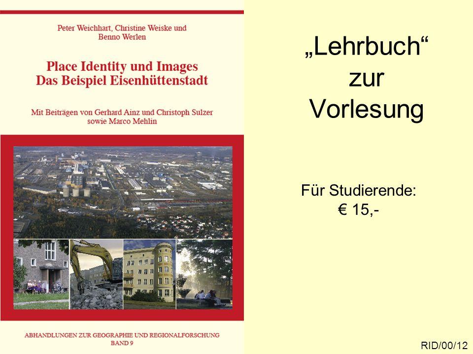 """""""Lehrbuch zur Vorlesung"""