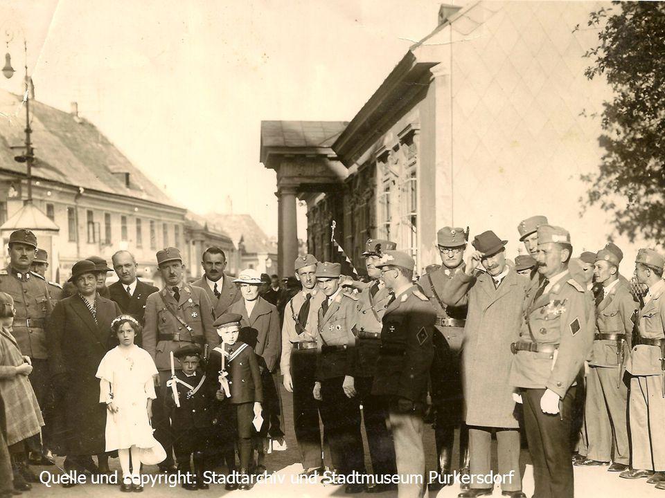 Quelle und copyright: Stadtarchiv und Stadtmuseum Purkersdorf