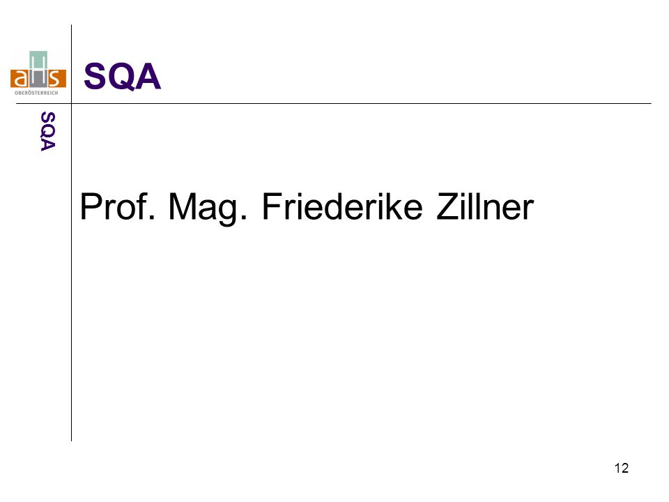 Prof. Mag. Friederike Zillner