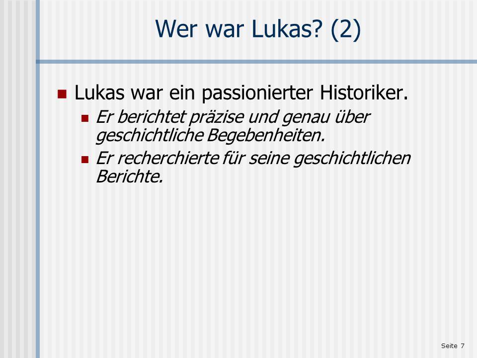 Markus-Evangelium: Einleitung
