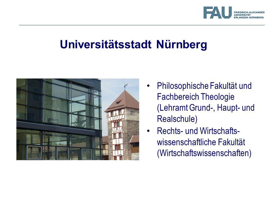 Universitätsstadt Nürnberg