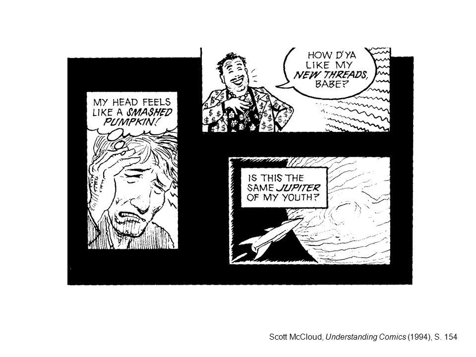 Scott McCloud, Understanding Comics (1994), S. 154