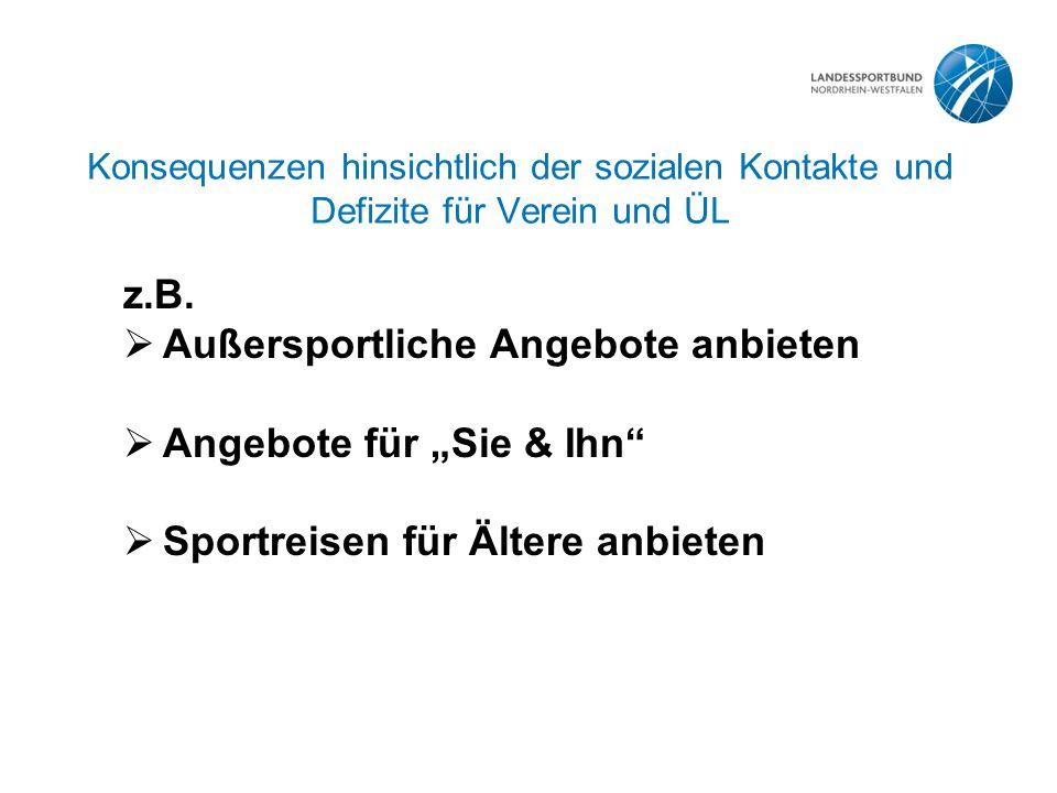 """Außersportliche Angebote anbieten Angebote für """"Sie & Ihn"""