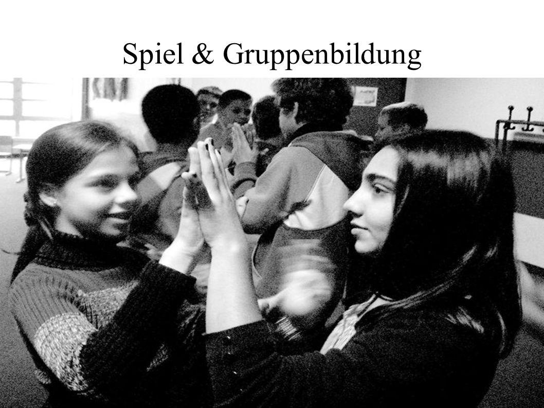 Spiel & Gruppenbildung