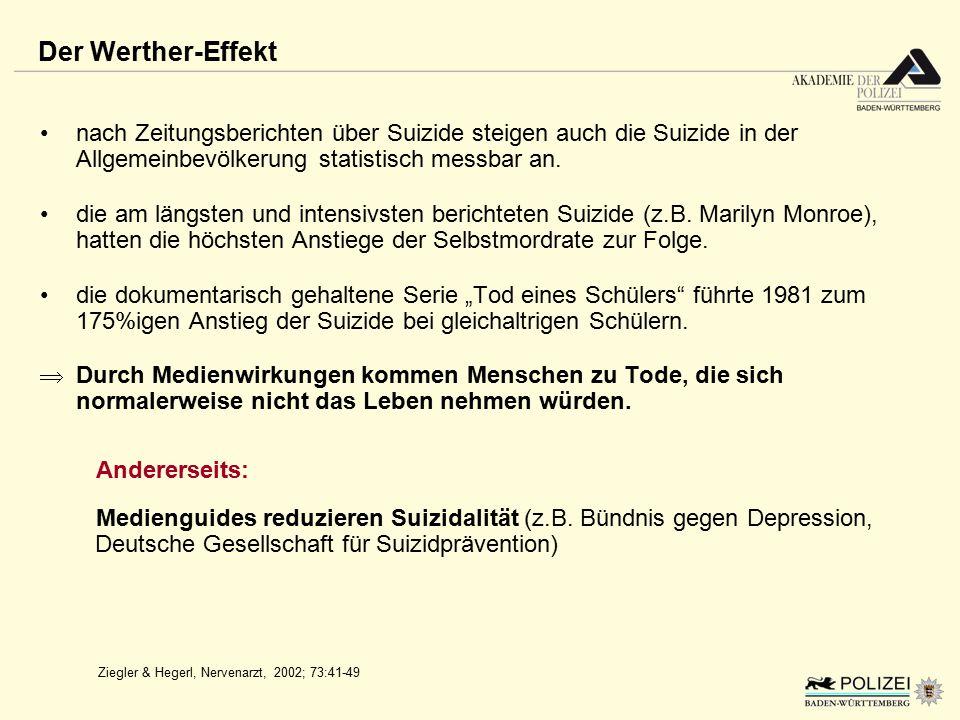 Ziegler & Hegerl, Nervenarzt, 2002; 73:41-49