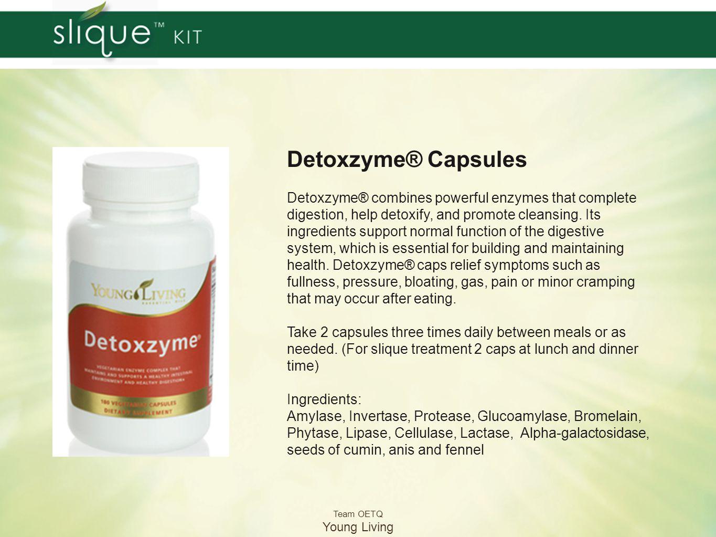 Detoxzyme® Capsules