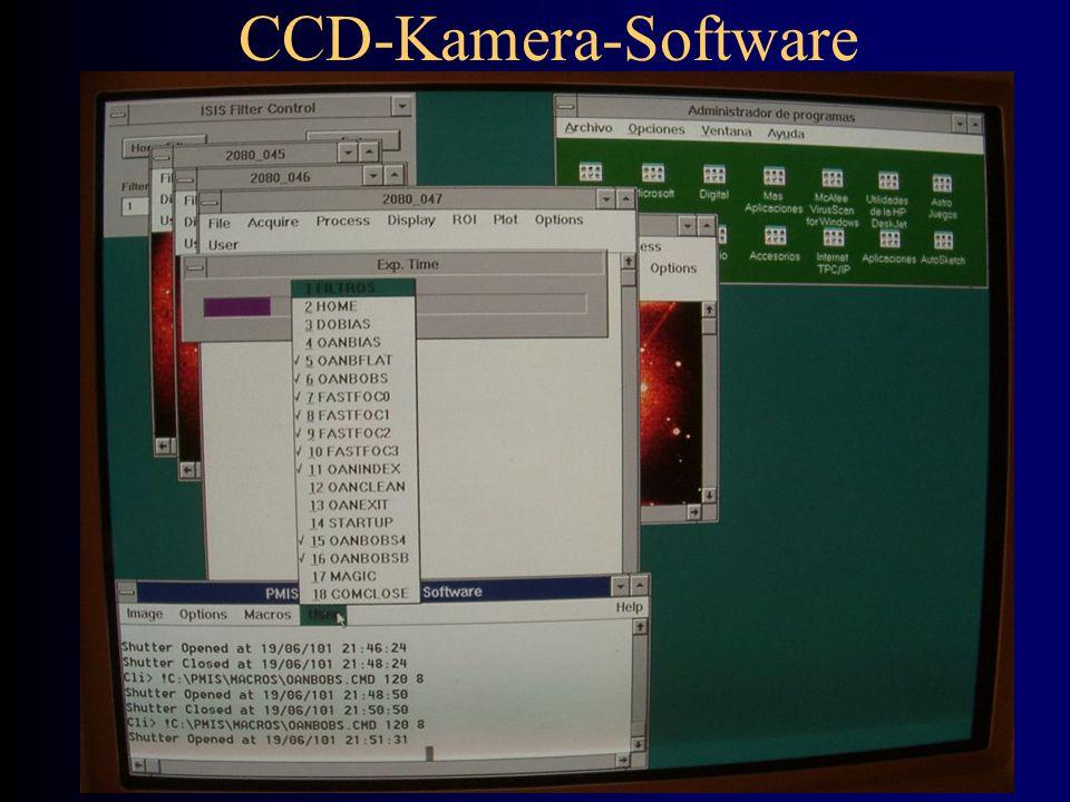 CCD-Kamera-Software 4/9/2017