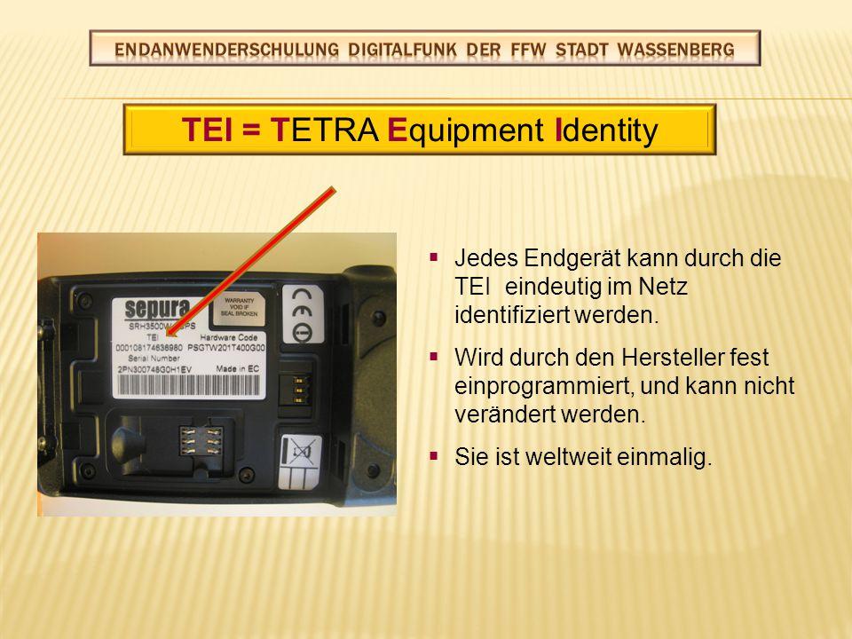 Endanwenderschulung Digitalfunk der FFw Stadt Wassenberg