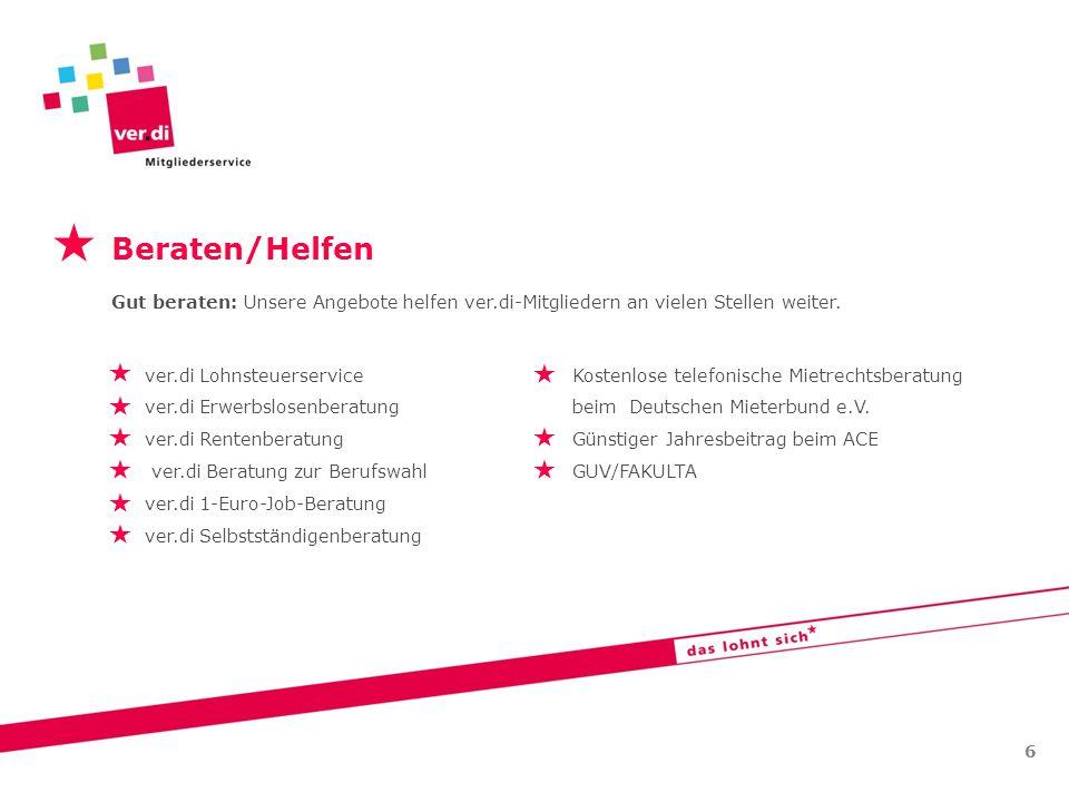 Beraten/Helfen         