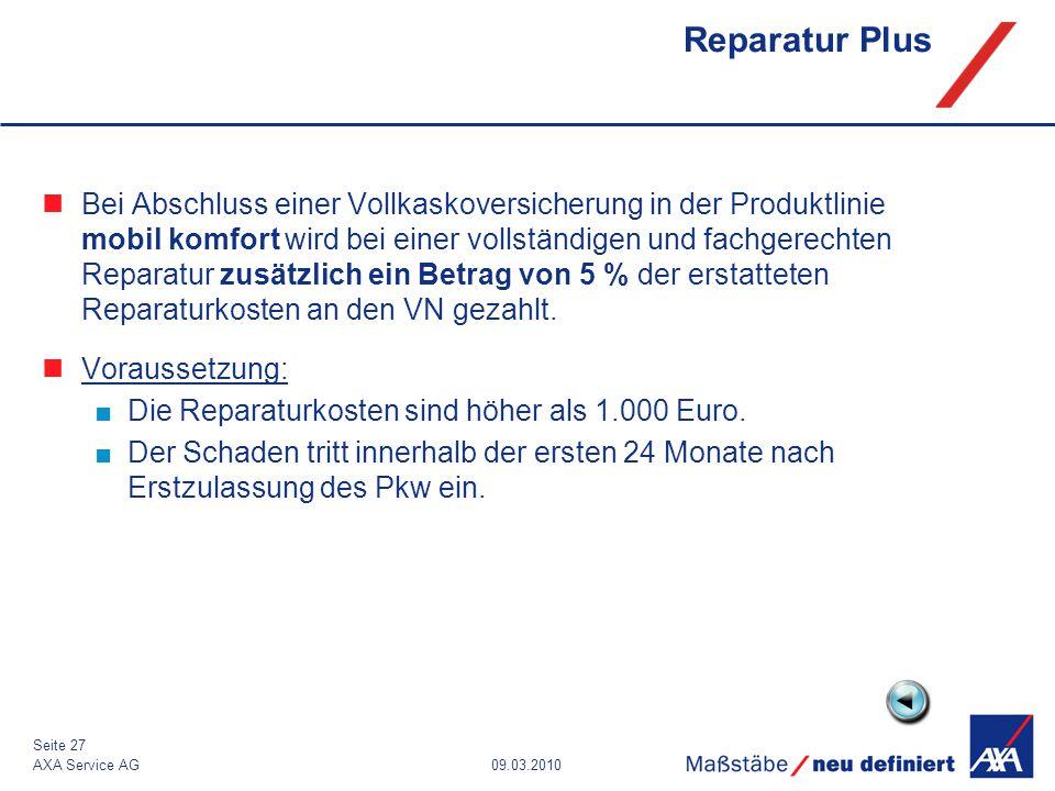 Reparatur Plus