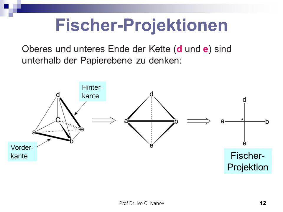 Fischer-Projektionen