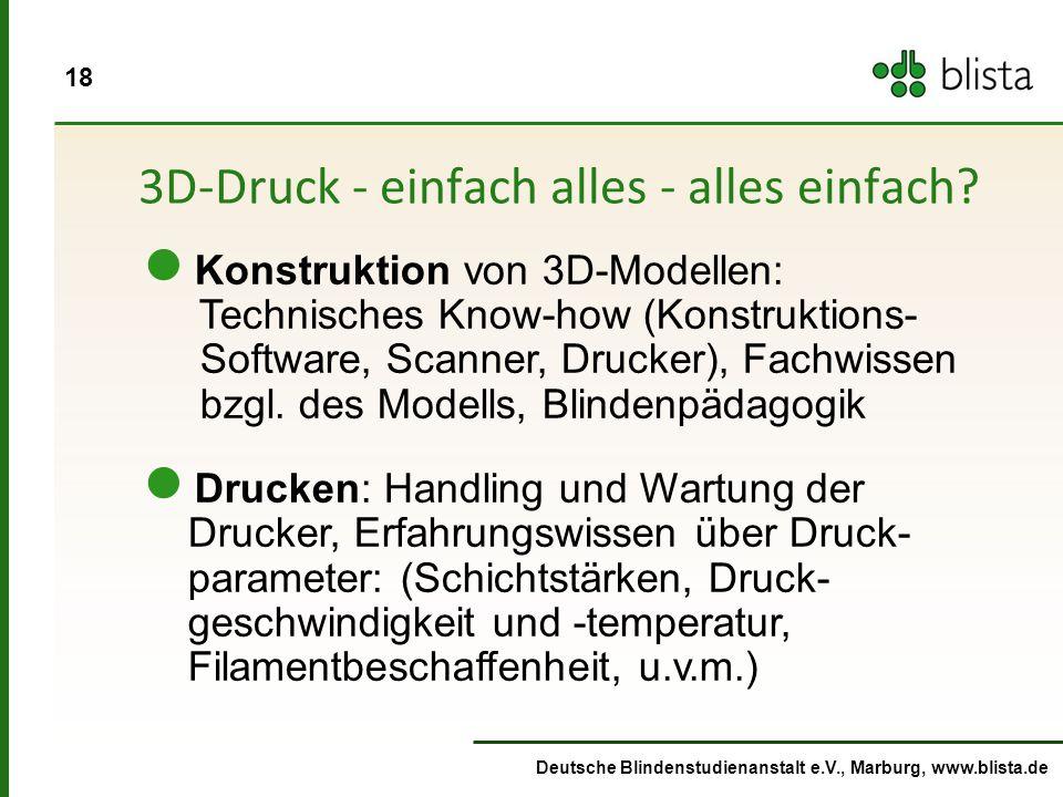 3D-Druck - einfach alles - alles einfach