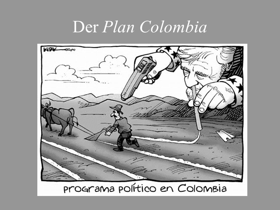 Der Plan Colombia