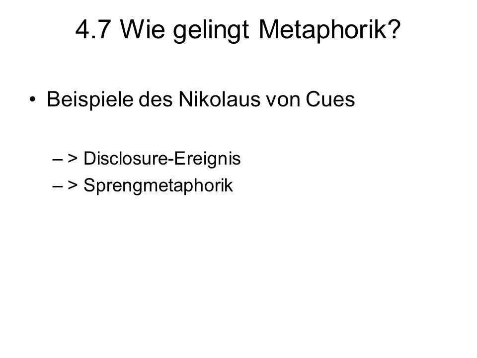 4.7 Wie gelingt Metaphorik