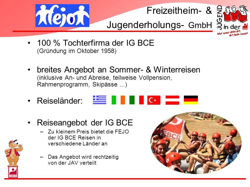Freizeitheim- & Jugenderholungs- GmbH