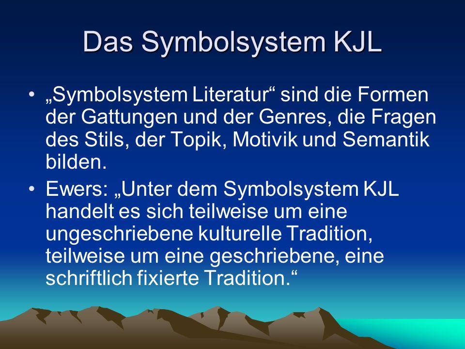 Das Symbolsystem KJL