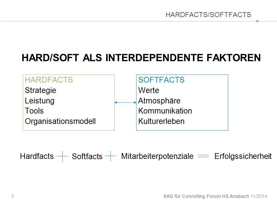 Hard/Soft als interdependente Faktoren