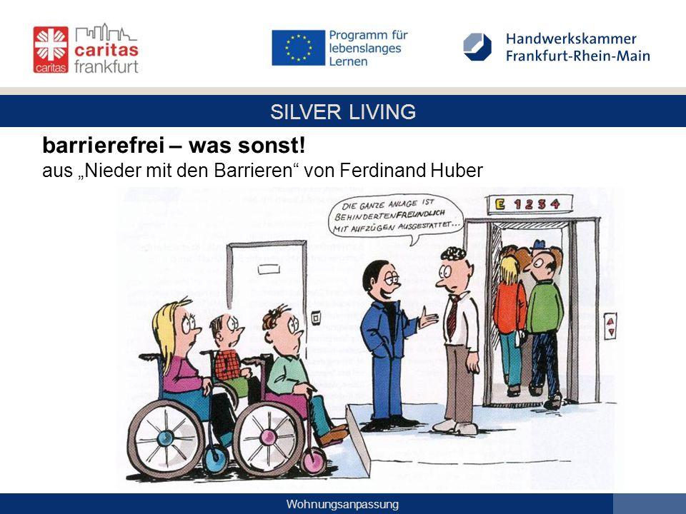 barrierefrei – was sonst!