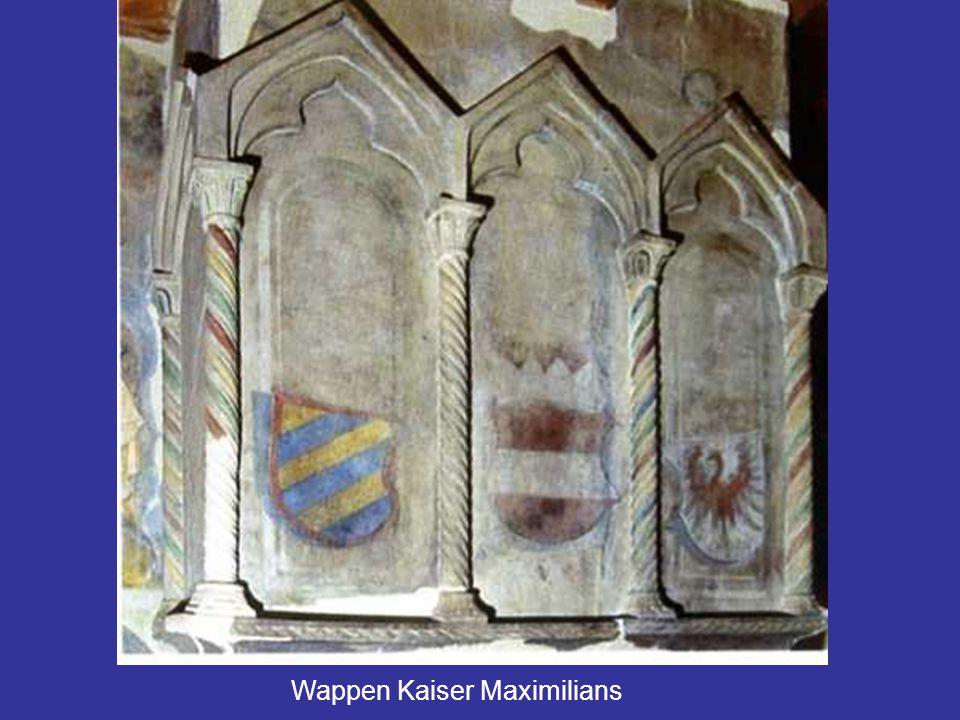 Wappen Kaiser Maximilians