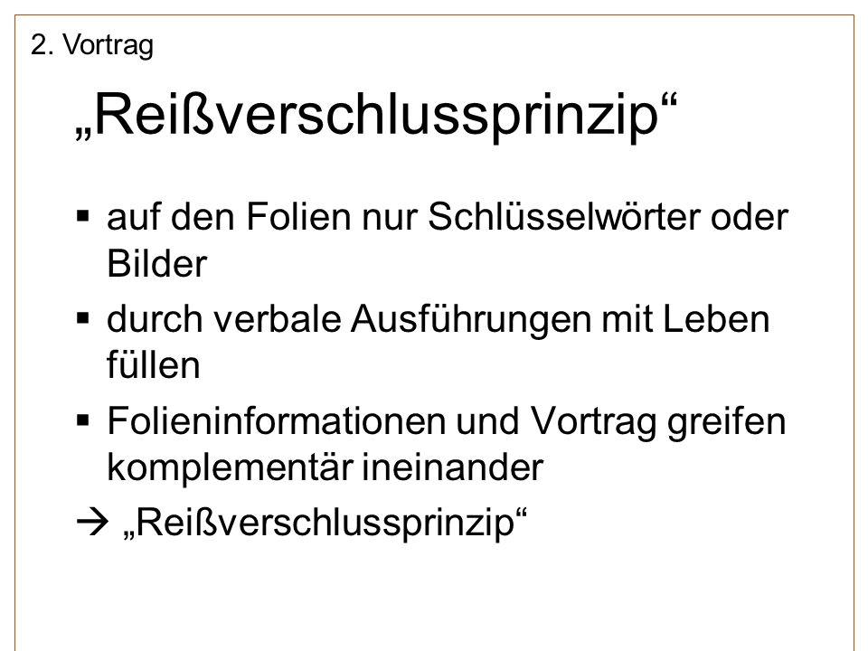 """Reißverschlussprinzip"